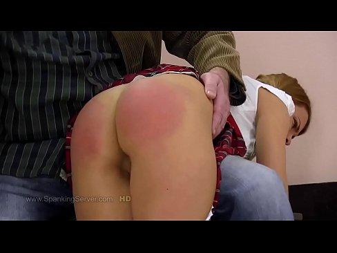 Tyron´s spanking