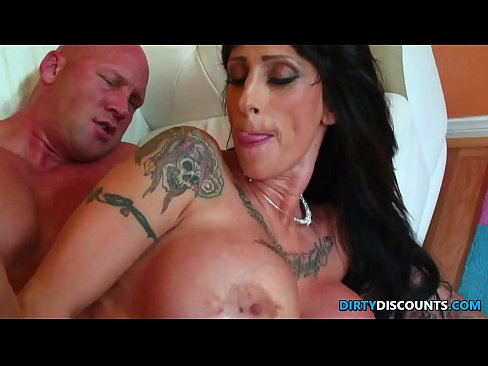 Tattooed Hot Mom Fucked In Porn