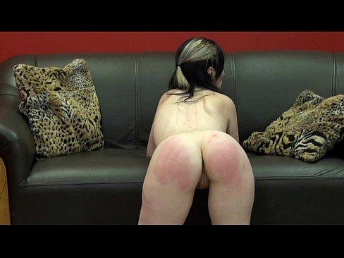 bdsm severe amateur spanking