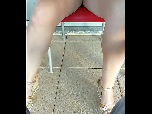 Public upskirt in denmark not