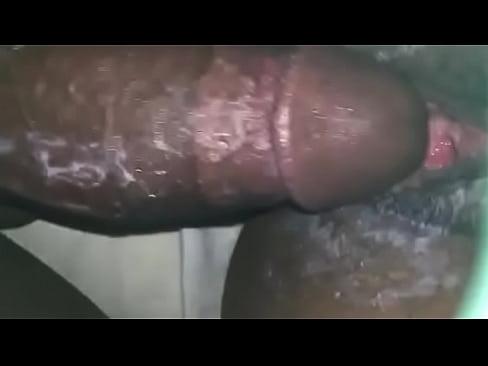 Amateur Ebony Toe Sucking