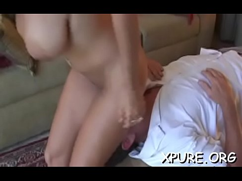 Right! Ass smother tits can