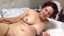 SHOWING MY HAIRY AND OLD PUSSY