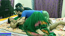 Indian Hot Milf Aunty Fucking With Two Brother