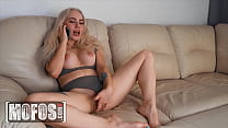 (Bloom Lambie) Dirty Talks To Her BF On The Phone Her Roommate (Bella Mur) Heard It And Got Horny - Mofos