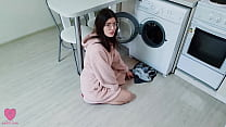 My Step Sister Was NOT Stuck In The Washing Mac