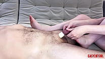 Step Sis Loves To Play With Her Foreskin And Ha