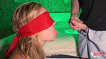 Tricking stepsis into playing the taste game – Cum Surprise
