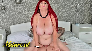 MatureNL – Busty Delicious Redhead Roxee Robinson Knows How To Fuck