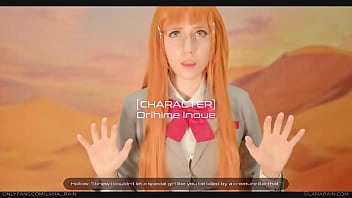 Orihime Inoue Trapped By Hollows |Bleach