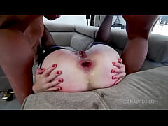 FULL ANAL and BOTTLE for this new French destru...