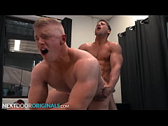 Roman Todd Fucked In The Office By Muscle Hunk ...